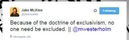 Mcatee tweet